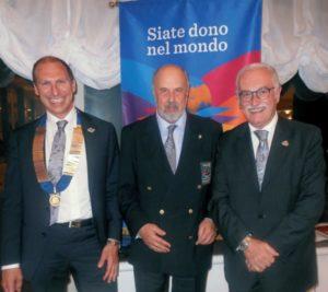 2015-16: La visita del Governatore Giorgio Botta