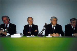1999-00: Interclub a Somma Vesuviana su 'Il Vesuvio: il fascino, il rischio, la prevenzione, la protezione'