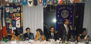 1995-96: Scambio delle consegne tra Antonio Vozza ed Antonio Quartuccio