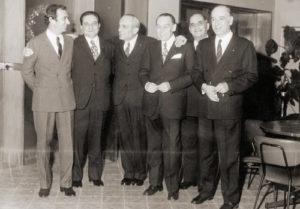 1972-73: Un gruppo di soci