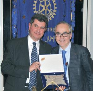 2014-15: Il Premio 'Stabiesi illustri' a Luigi Vicinanza, Direttore de L'Espresso