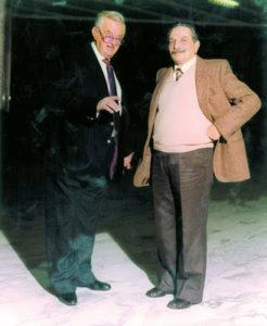 1978-79: Carlo Alberto Miele e Alfonso Cimmino