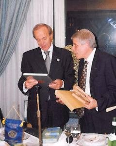 1999-00: Visita del Governatore Salvatore Mazzara