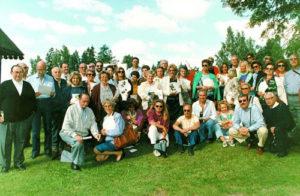 1990-91: Viaggio in Finlandia dei Soci di Castellammare