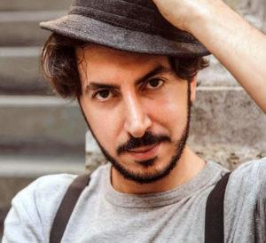 2017-18: Conviviale di fine anno con l'intervento dell'attore-cantante Matteo Mauriello