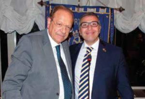 L'incontro con il Past PDG Pietro Niccoli su: 'Cos'è Rotary'