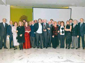 2004-05: I soci del Club alla Festa del Centenario a Sorrento