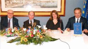 2011-12: Presentazione del libro 'Spigolature stabiane' del socio Giuseppe Centonze