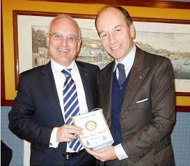 2011-12: I Presidenti all'Interclub con Angri-Scafati-Real Valle