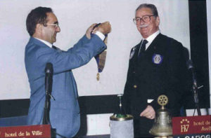 2011-12: Commemorazione della scomparsa del Past Governor Antonio Carosella