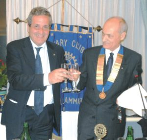 2013-14: Lo scambio delle consegne tra Erik Furno e Franco Martucci