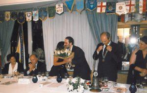 1997-98: Scambio delle consegne tra Antonio Quartuccio e Salvatore Iovieno