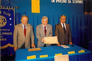 1999-00: XII Edizione Premiazione degli Alunni Meritevoli