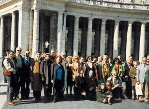 1995-96: Gita a Roma
