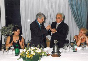 1999-00: Scambio delle consegne tra Ugo Criscuolo e Guido Amato