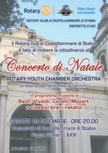 2015-16: Il concerto della Rotary Youth Chamber Orchestra in Cattedrale