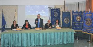 2014-15: Interclub su 'Inquinamento ambientale e salute nell'area del Sarno'