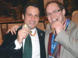 2013-14: Il trionfo di Billy Cosentini ai Mondiali di sci dei Rotariani