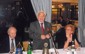 1998-99: La relazione del prof. Giuseppe D'Angelo su 'La Castellammare Borbonica 1734-1860'