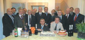 2013-14: Conviviale in casa di Egidio ed Elisabetta Di Lorenzo