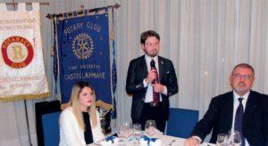 2017-18: Interclub con Rotaract e Interact