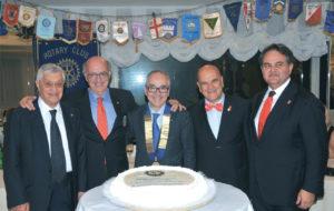2014-15: La torta per i 60 anni del Club