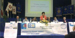 2013-14: Premiazione 'Progetto Sarno'