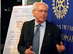 2017-18: Il Prof. Paolo Romanello alla conclusione del Progetto 'Riscoprire Stabiae con gli occhi dei bambini'