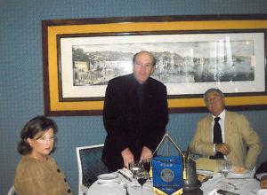 2008-09: La relazione del socio onorario Don Antonio Cioffi