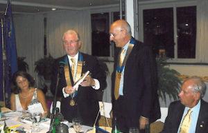 2009-10: La visita del Governatore Francesco Socievole