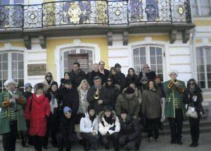 2008-09: I Soci del Club in gita a San Pietroburgo