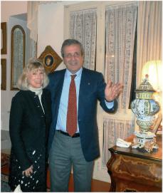 2012-13 Conviviale in casa di Vincenzo e Sandy Arienzo