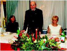 2012-13 Don Antonio Cioffi alla Festa degli Auguri