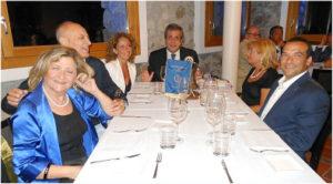 2012-13 Il tavolo della Presidenza alla Festa del Mare