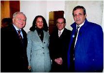 2012-13 Inaugurazione della targa ricordo di Antonio Carosella presso il Museo Diocesano