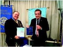 2012-13 La visita del Governatore Marcello Fasano