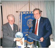 2012-13 Relazione di Francesco Socievole sulla Rotary Foundation