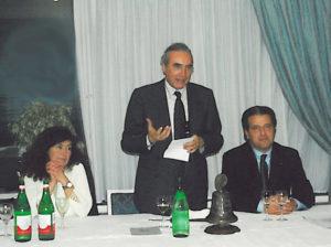 2003-04: Relazione del dott. Ermanno Corsi sul giornalismo in Campania