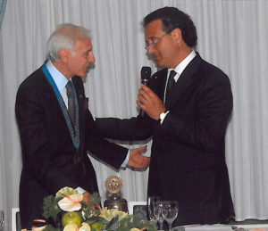 2004-05: Scambio delle consegne tra Stefano Lauro e Mimmo Talarico