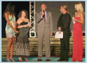2009-10: Il Club di C.Mare di Stabia riceve il Premio 'La Venere di Stabia'
