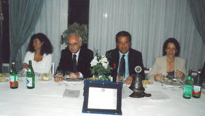 2003-04: Il Presidente Lauro con S.E. il dott.Giancarlo Verderame