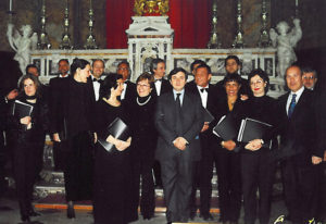 2000-01: III Edizione del Concerto di Pasqua nella Chiesa del Gesù