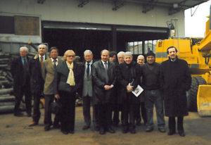 2005-06: Visita all'Amministrazione di Pimonte