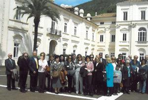 2007-08: Rotariani in gita alla Certosa di Padula
