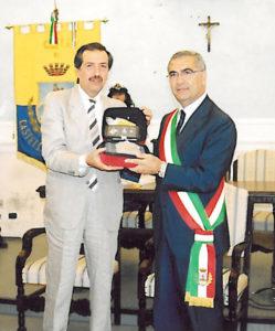 2005-06: Visita all'Amministrazione di C.mare di Stabia