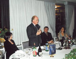 2007-08: La relazione di Gianni Carità