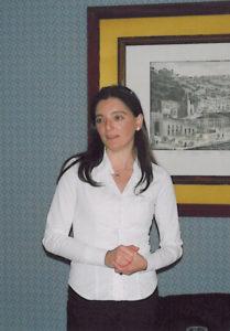 2006-07: La relazione di Barbara Cannas