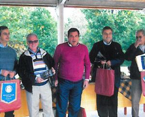 2010-2011: Interclub agli Scavi di Grumentum ed a Sarconi