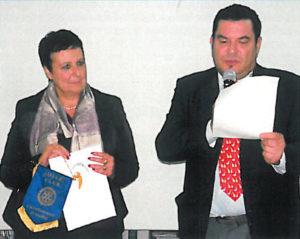 2010-2011: Premiazione 'Progetto Sarno'