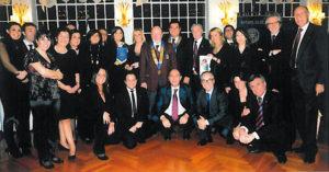 2010-2011: La visita del Governatore Michelangelo Ambrosio